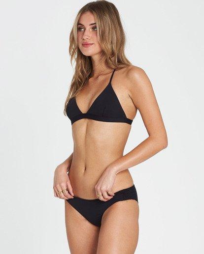 1 Sol Searcher Fixed Triangle Bikini Top Black XT27LSOL Billabong