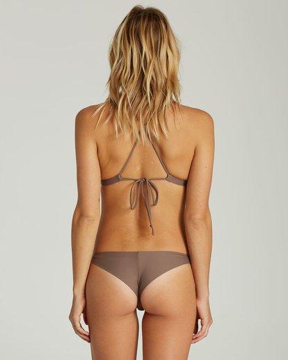 3 Sol Searcher Fixed Triangle Bikini Top Beige XT27LSOL Billabong