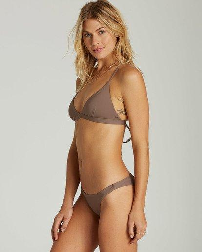 1 Sol Searcher Fixed Triangle Bikini Top Beige XT27LSOL Billabong