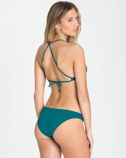 4 Sol Searcher Fixed Triangle Bikini Top Green XT27LSOL Billabong