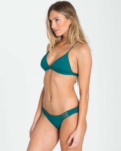 1 Sol Searcher Fixed Triangle Bikini Top Green XT27LSOL Billabong