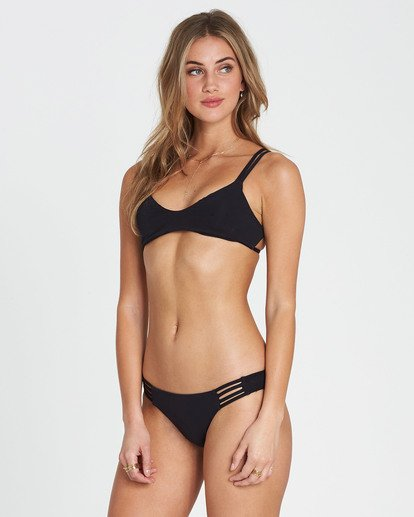 1 Sol Searcher Crossback Bikini Top Black XT29QBSO Billabong