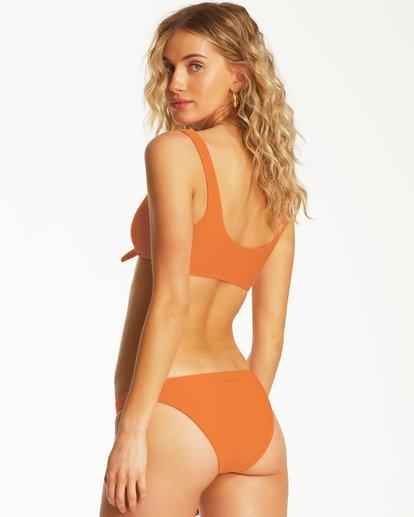 2 Tanlines Hanky Tank Bikini Top Orange XT48TBTA Billabong