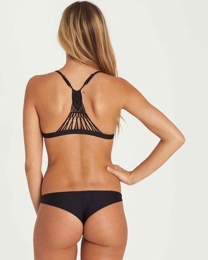 2 It's All About The Triangle Bikini Top Black XT51JITS Billabong
