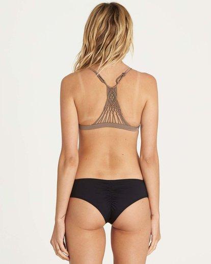 2 It's All About The Triangle Bikini Top Beige XT51JITS Billabong