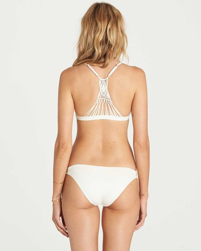 2 It's All About The Triangle Bikini Top Yellow XT51JITS Billabong