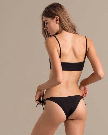 2 All You Bandeau Bikini Top Black XT55NBAL Billabong