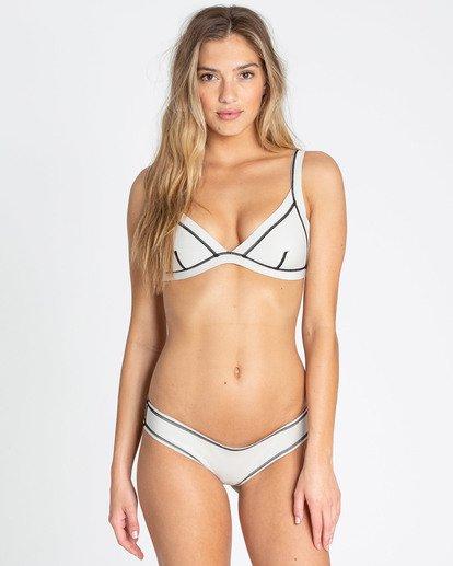 3 Del Sur Tri Me Reversible Triangle Bikini Top  XT57TBDE Billabong