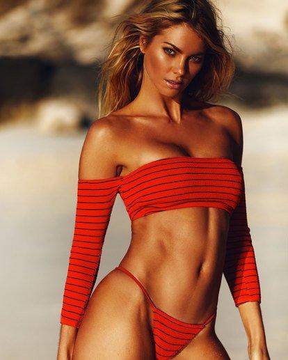 0 Hightide Cold Shoulder Bikini Top  XT69SBHI Billabong