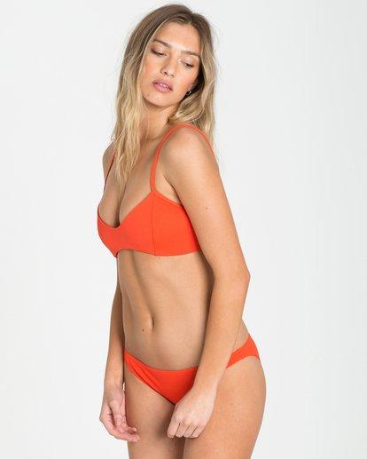 1 Love Myself Bra Bikini Top Red XT93NBLO Billabong