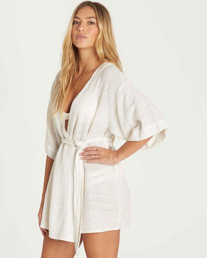 2 Stones Throw Cover Up Dress  XV03PBST Billabong