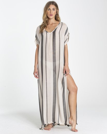 2 Wink Once Maxi Cover Up  XV05QBWI Billabong