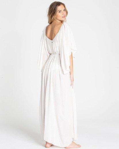 3 Sandy Shores Maxi Dress Cover Up Yellow XV05TBSA Billabong