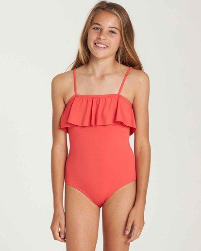 0 Girls' Sol Searcher One Piece Swim  Y101QBSO Billabong