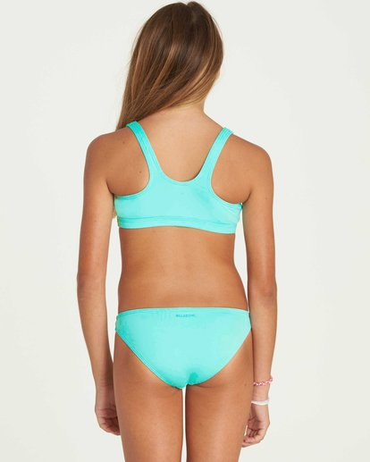 1 Girls' Sol Searcher Tank Swim Set  Y201PBSO Billabong