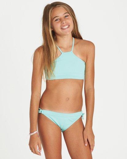 0 Girls' Sol Searcher Hi Neck Swim Set  Y202PBSO Billabong