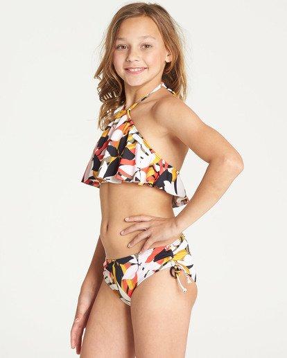 1 Girls' Eastern Sun High Neck Bikini Set  Y204TBEA Billabong
