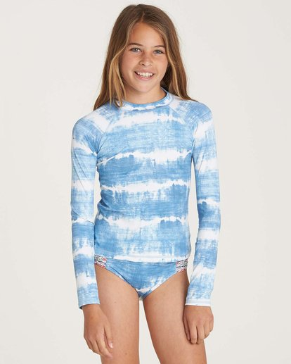 0 Girls' Lil Bliss Rashguard Set  Y213NBLI Billabong