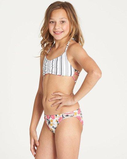 1 Girls' Sun Dream Tali Bikini Set  Y213TBSU Billabong