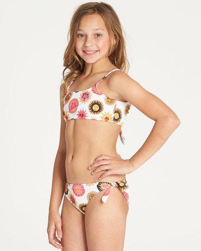 0 Girls' Ole Souliel Tank Bikini Set  Y221TBOL Billabong