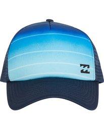1 Boys' Range Trucker Hat Black BAHWPBRA Billabong