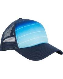 2 Boys' Range Trucker Hat Black BAHWPBRA Billabong