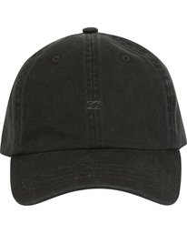 1 Boys' All Day Lad Cap Black BAHWQBAD Billabong