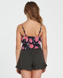 2 Girls' Mad For You Short Black G201QBMA Billabong
