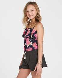 1 Girls' Mad For You Short Black G201QBMA Billabong