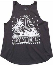 0 Girls' Smile At The Sun Tank  G414NBSM Billabong