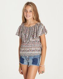 1 Girls' Better Sun Top  G902LBET Billabong