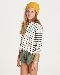1 Girls' Almost There Top Black G903LALM Billabong
