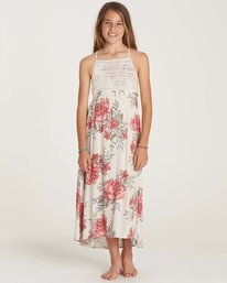 1 Girls' End Of The Hill Dress  GD03NBEN Billabong