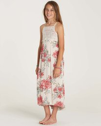 2 Girls' End Of The Hill Dress  GD03NBEN Billabong