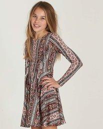 1 Girls' Stand Out Dress  GD04MSTA Billabong