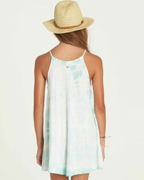 1 Girls' Namaste All Day Dress  GD07PBNA Billabong