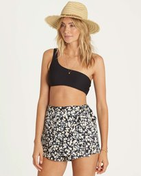 3 Flirting Devil Skort Blue J206NBFL Billabong
