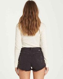 1 Drift Away Denim Short Black J218NBDR Billabong