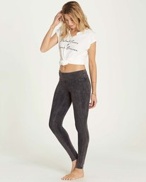 1 Many Times Pant Black J302LMAN Billabong