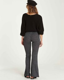 2 Only Dreamin Flare Pant Grey J309QBON Billabong
