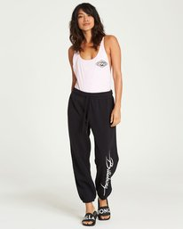 0 Paradise Found Fleece Pant  J313NBPA Billabong