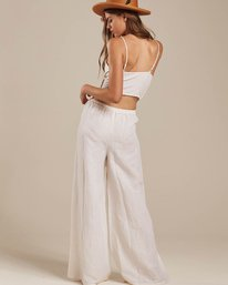 3 High Roads Wide-Leg Pant  J315MHIG Billabong