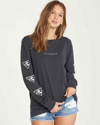 0 Waves For Days Long Sleeve Tee  J446QBWA Billabong