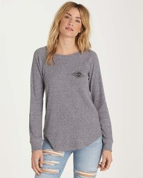 0 Lead The Way Long Sleeve Tee  J447MLEA Billabong