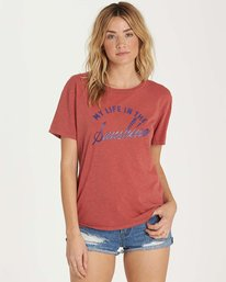 1 My Life Tee  J467MMYL Billabong