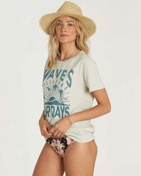 1 Waves For Days Tee  J467NBWA Billabong