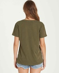 2 ALL DAY LONG Green J467QBAL Billabong