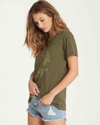 1 ALL DAY LONG Green J467QBAL Billabong