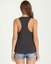 2 Cali Love Tank Black J479QBCA Billabong