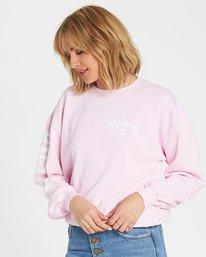 1 WHITE WASH Pink J608NBWH Billabong